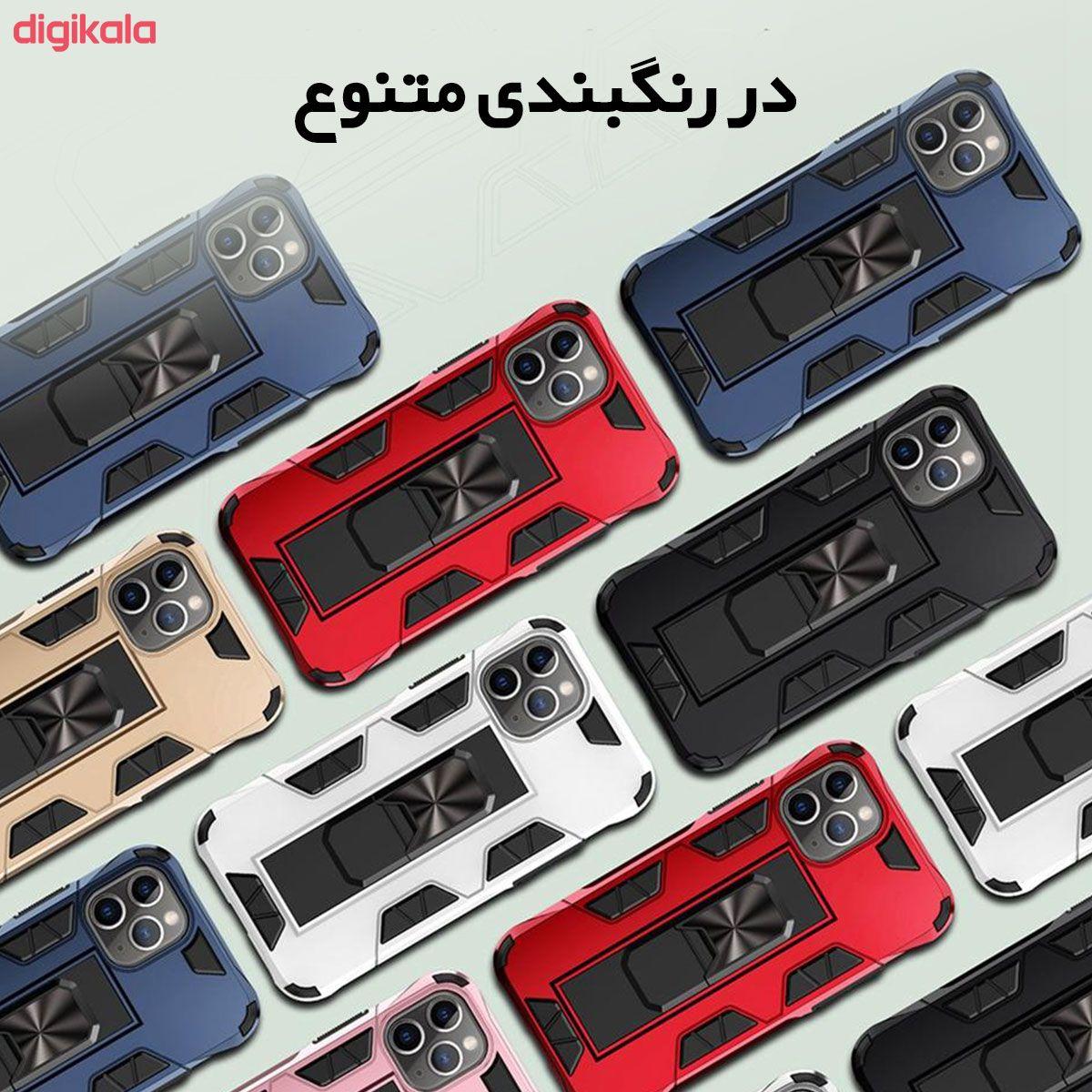 کاور لوکسار مدل Defence90s مناسب برای گوشی موبایل اپل iPhone 11 Pro main 1 5