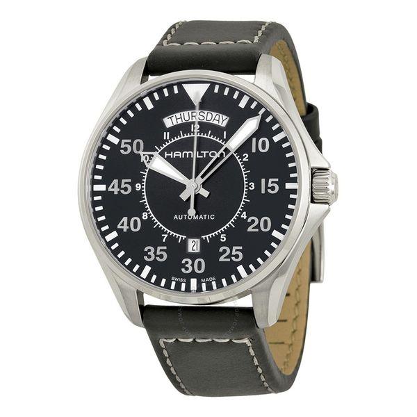 ساعت مچی عقربه ای مردانه همیلتون مدل h64615735