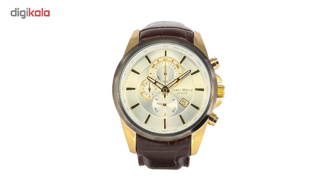 خرید ساعت مچی عقربه ای مردانه اوشن مارین مدل OM-8101G-2