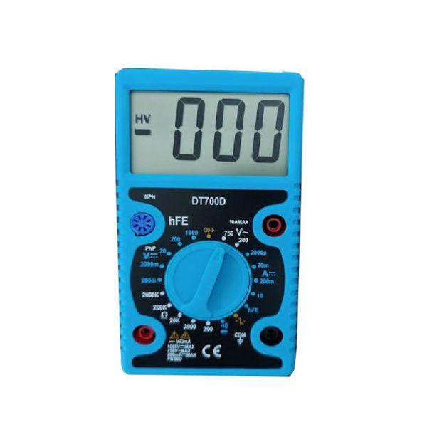 مولتی متر دیجیتال مدل DT700D