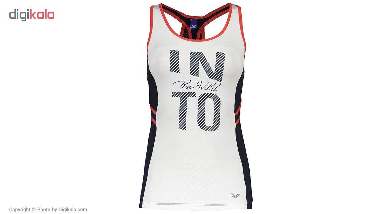 تاپ ورزشی زنانه بیلسی مدل TB18WK16S3510-1-NAVY  Bilcee TB18WK16S3510-1-NAVY Sport Top For Women