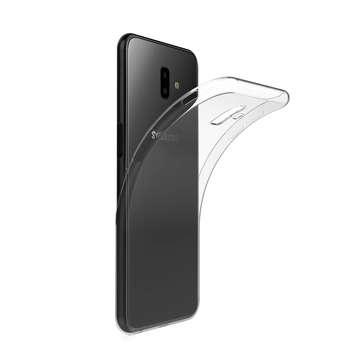 کاور مدل Clear 02 مناسب برای گوشی موبایل سامسونگ GALAXY J6 PLUS