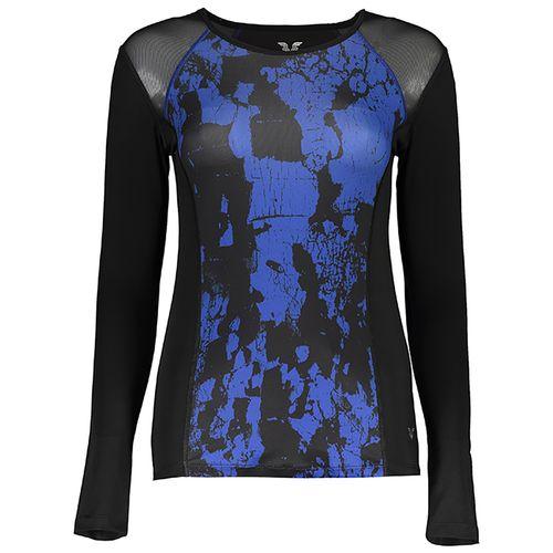 تی شرت ورزشی زنانه بیلسی مدل 61B0739-POL-SPILIT