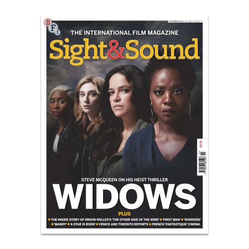 مجله Sight & Sound نوامبر 2018