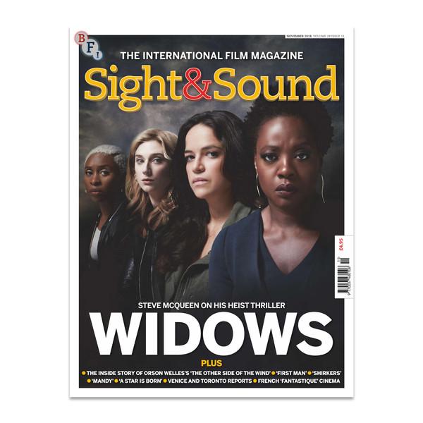 مجله Sight & Sound نوامبر 2018