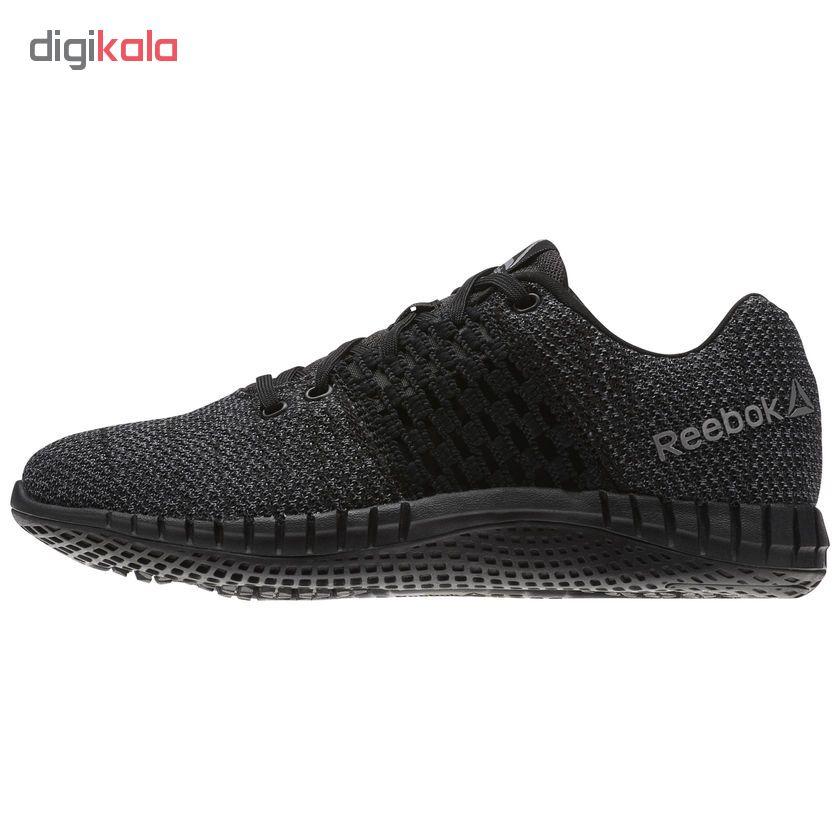 کفش مخصوص پیاده روی زنانه ریباک مدل Print Run Ultraknit کد cn1118