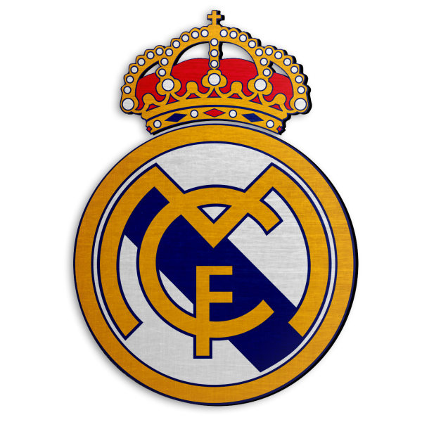 استیکر چوبی دکوماس طرح رئال مادرید کد Real Madrid DMS-WS102