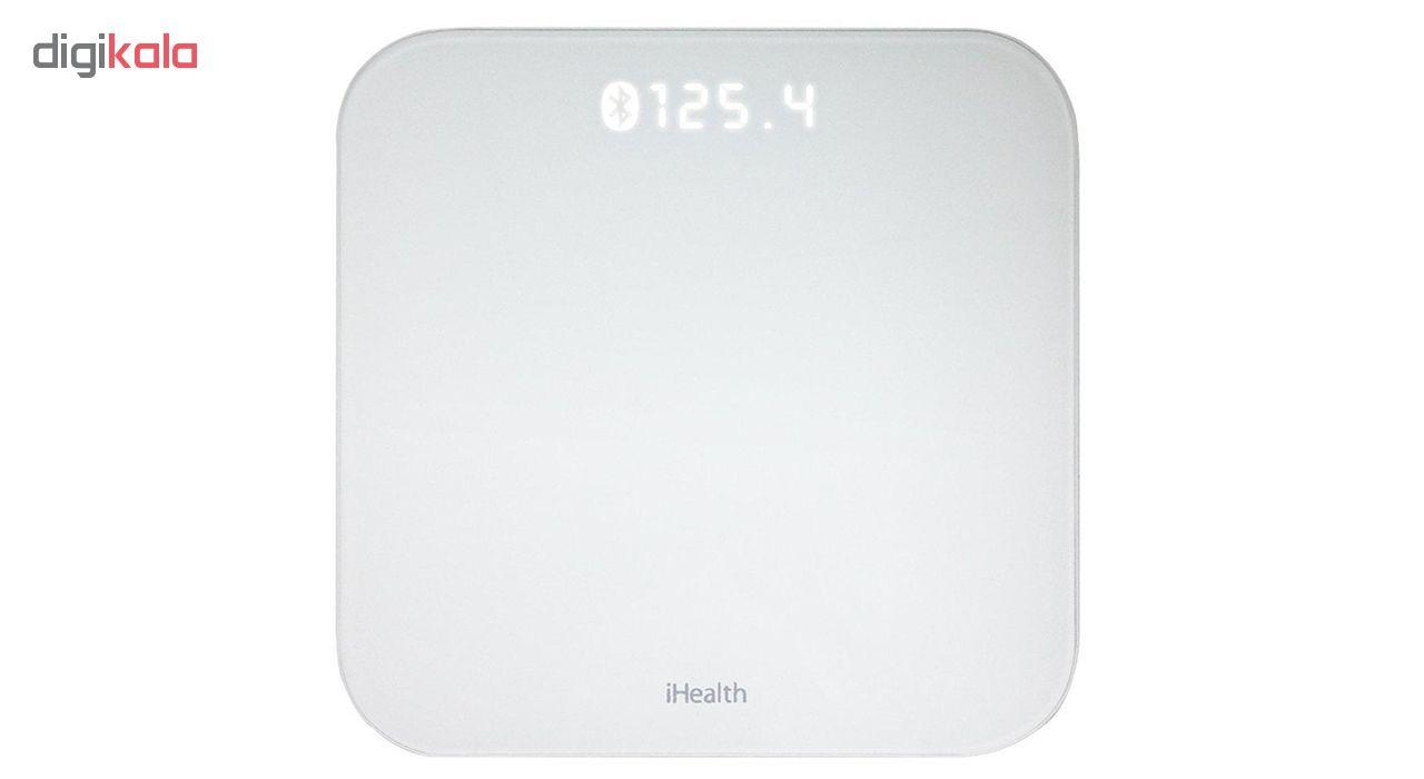 ترازو هوشمند آی هلث مدل HS4  iHealth HS4 Smart Scale