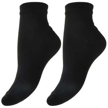 جوراب زنانه مدل SO804  دانشجویی بسته 2 عددی