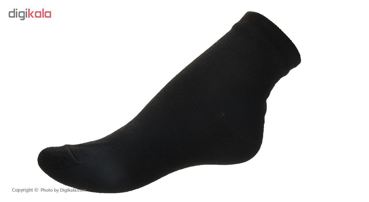 جوراب زنانه مدل SO804 دانشجویی  بسته 6 عددی main 1 2
