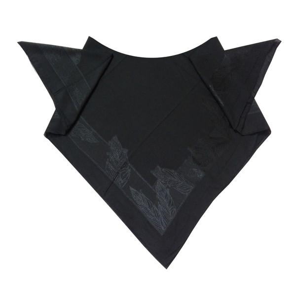 روسری زنانه توتو طرح گل برجسته مدل 05
