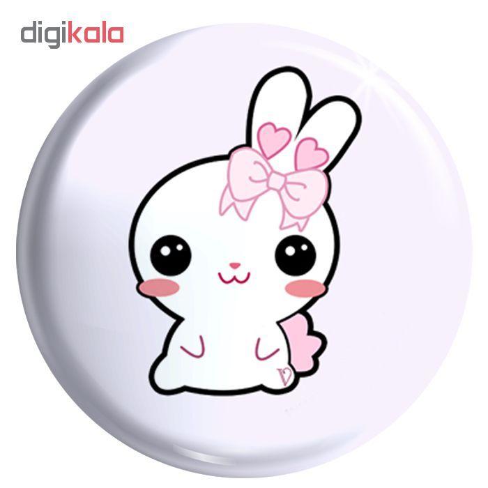 پیکسل طرح عروسک خرگوش کد 014 main 1 1