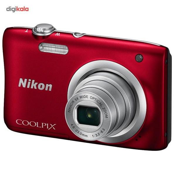 دوربین دیجیتال نیکون مدل Coolpix A100