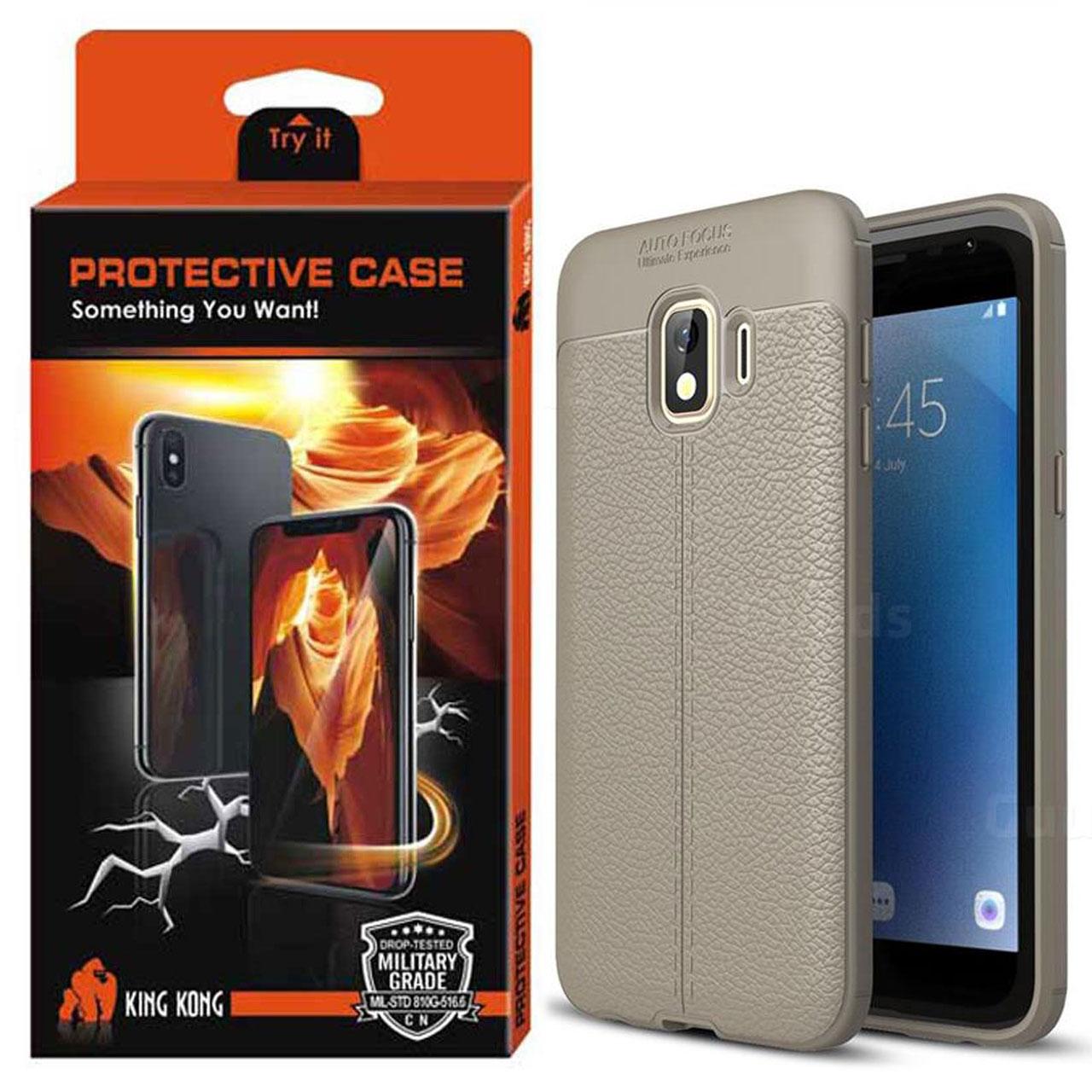 کاور کینگ کونگ مدل اتوفوکوس مناسب برای گوشی موبایل سامسونگ Galaxy J2 Core thumb