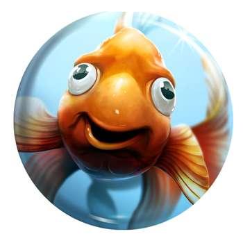 پیکسل طرح ماهی نمو کد 072