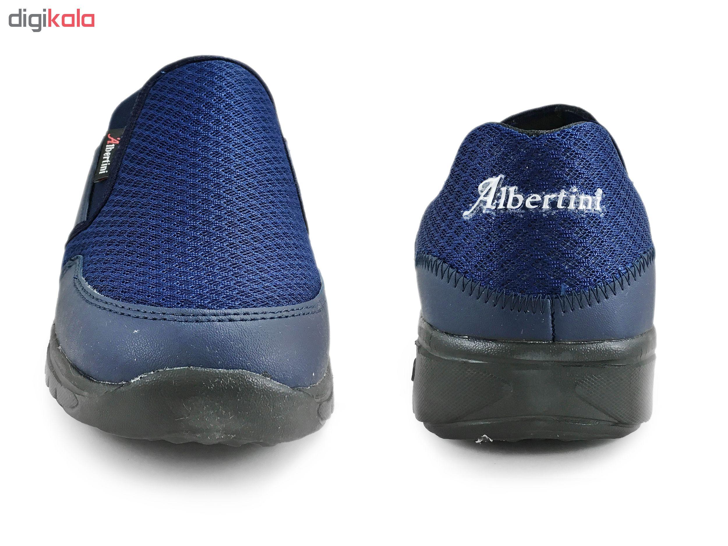 کفش مخصوص پیاده روی مردانه آلبرتینی مدل ایتالیا کد 3446
