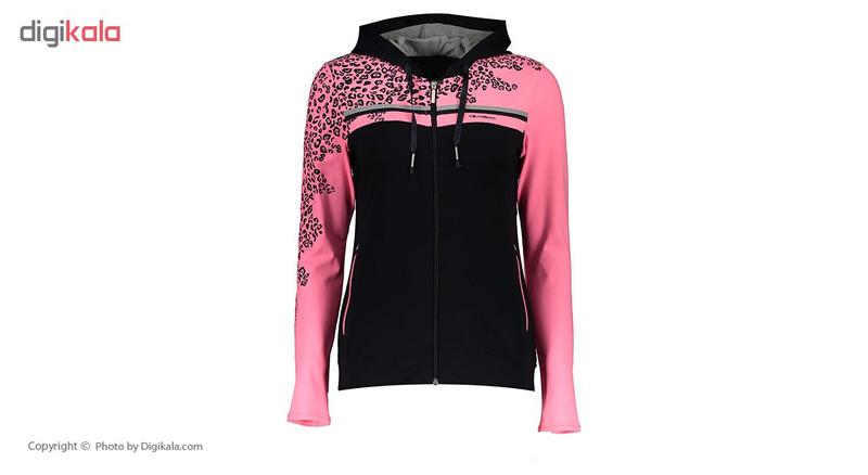 ست گرمکن ورزشی زنانه بیلسی مدل 51W8301-SX-K.LACI.-K.LACI.