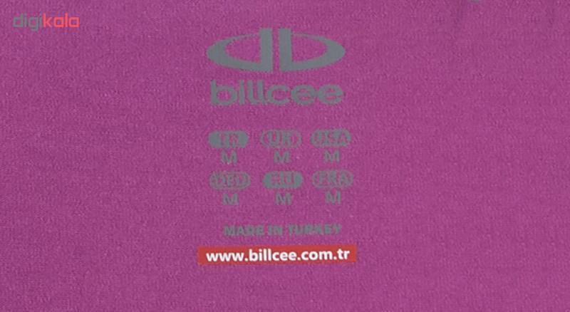 تی شرت زنانه بیلسی مدل 51W8524-PN-TRUVA-VIOLA