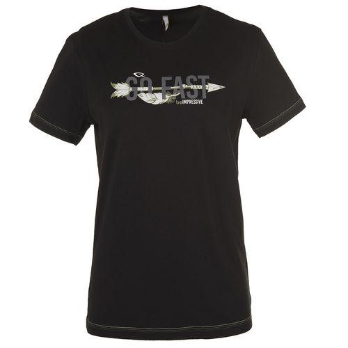 تی شرت  مردانه بیلسی مدل TQ18ME07S5504-1-SIYAH