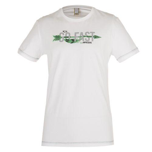 تی شرت  مردانه بیلسی مدل TQ18ME07S5504-1-BEYAZ