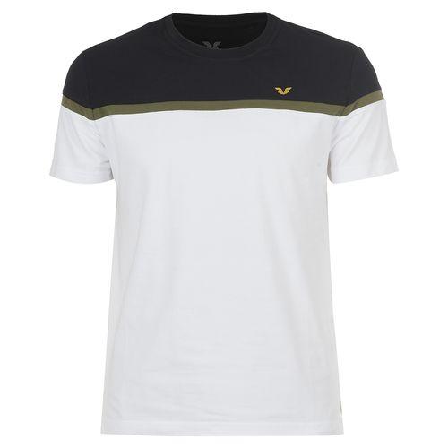 تی شرت مردانه بیلسی مدل TB18ML07S3872-1-BEYAZ_SIYAH