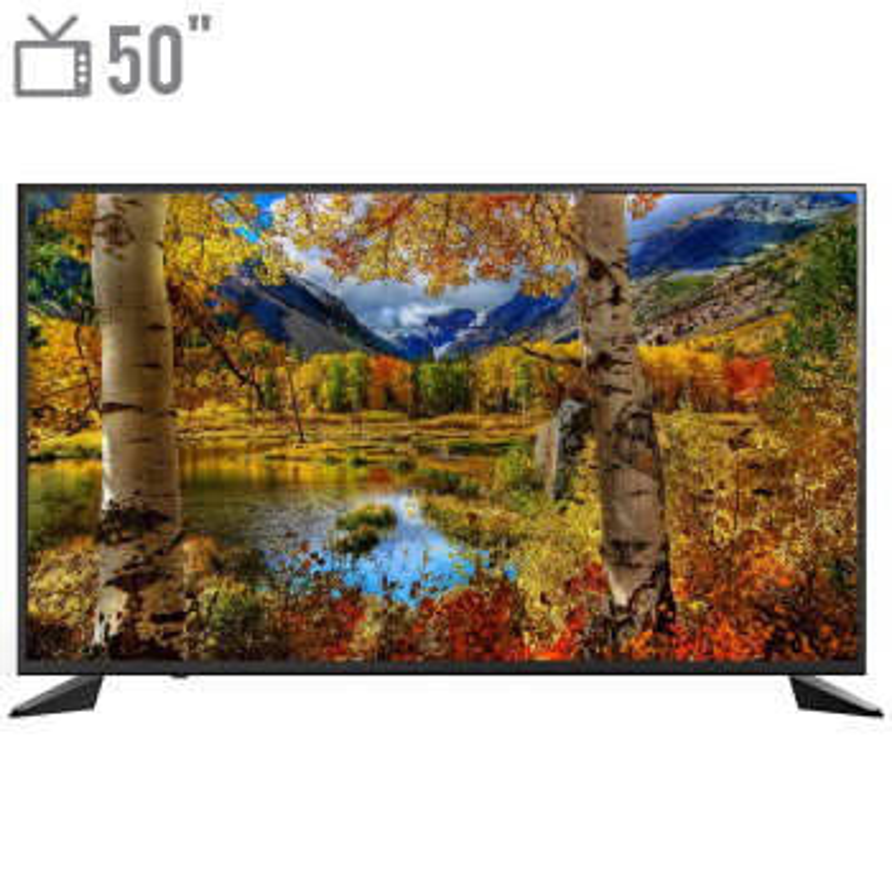 تلویزیون ال ای دی اسنوا مدل SLD-50SA120 سایز 50 اینچ