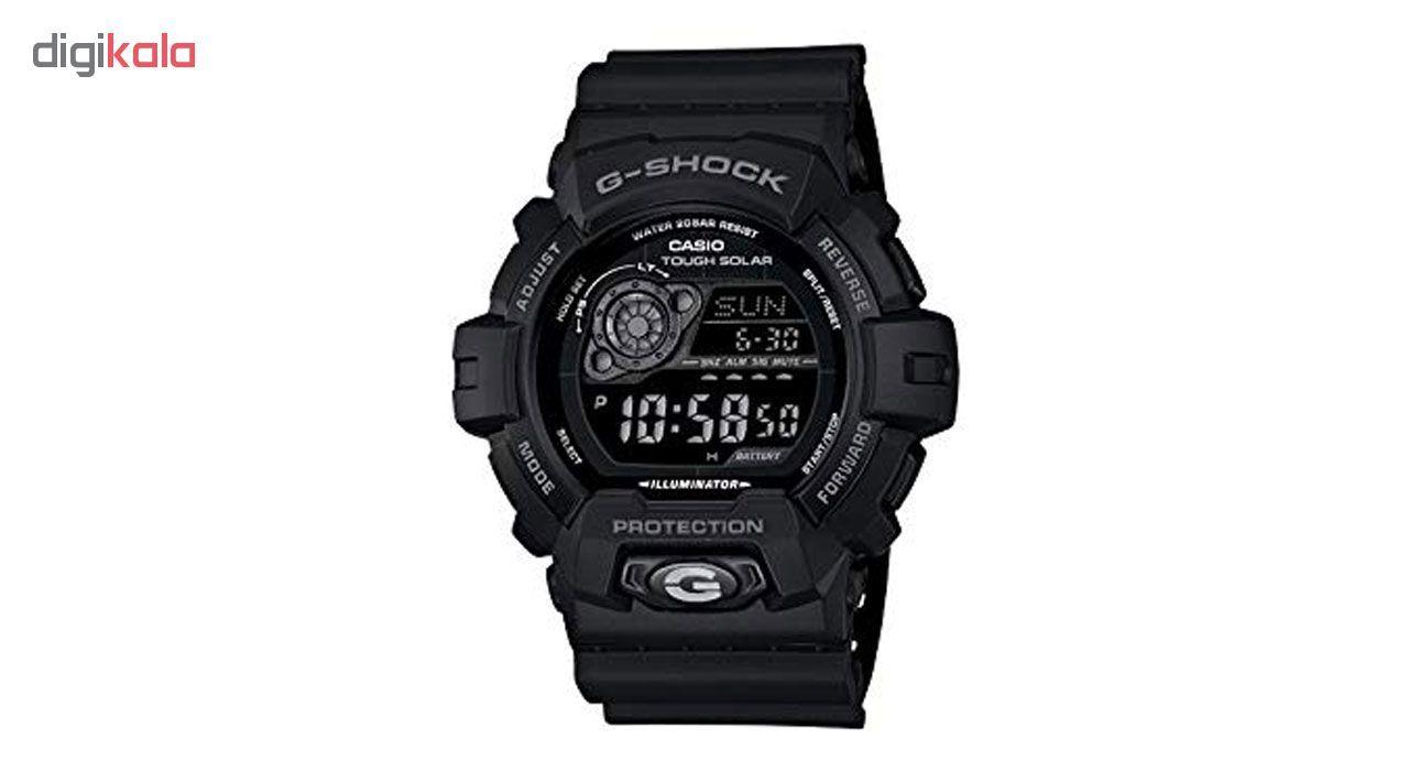 ساعت مچی دیجیتالی مردانه کاسیو جی شاک مدل GR-8900A-1DR main 1 1