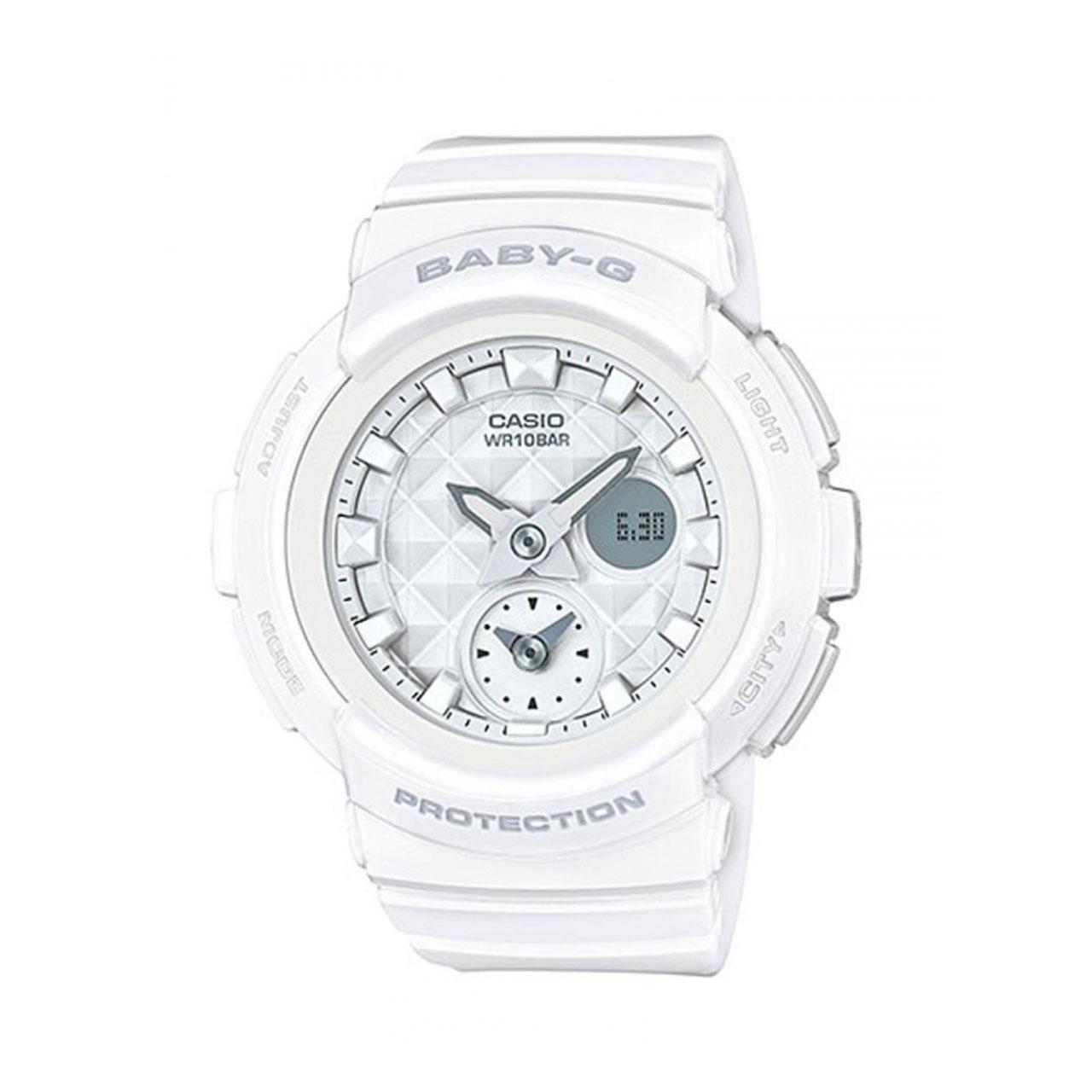 ساعت مچی عقربه ای زنانه کاسیو بیبی جی مدل BGA-195-7ADR 53