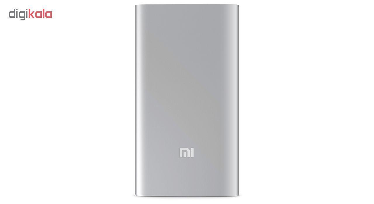 شارژر همراه شیاومی مدل Mi Power Bank 2 با ظرفیت 5000 میلی آمپر ساعت main 1 4
