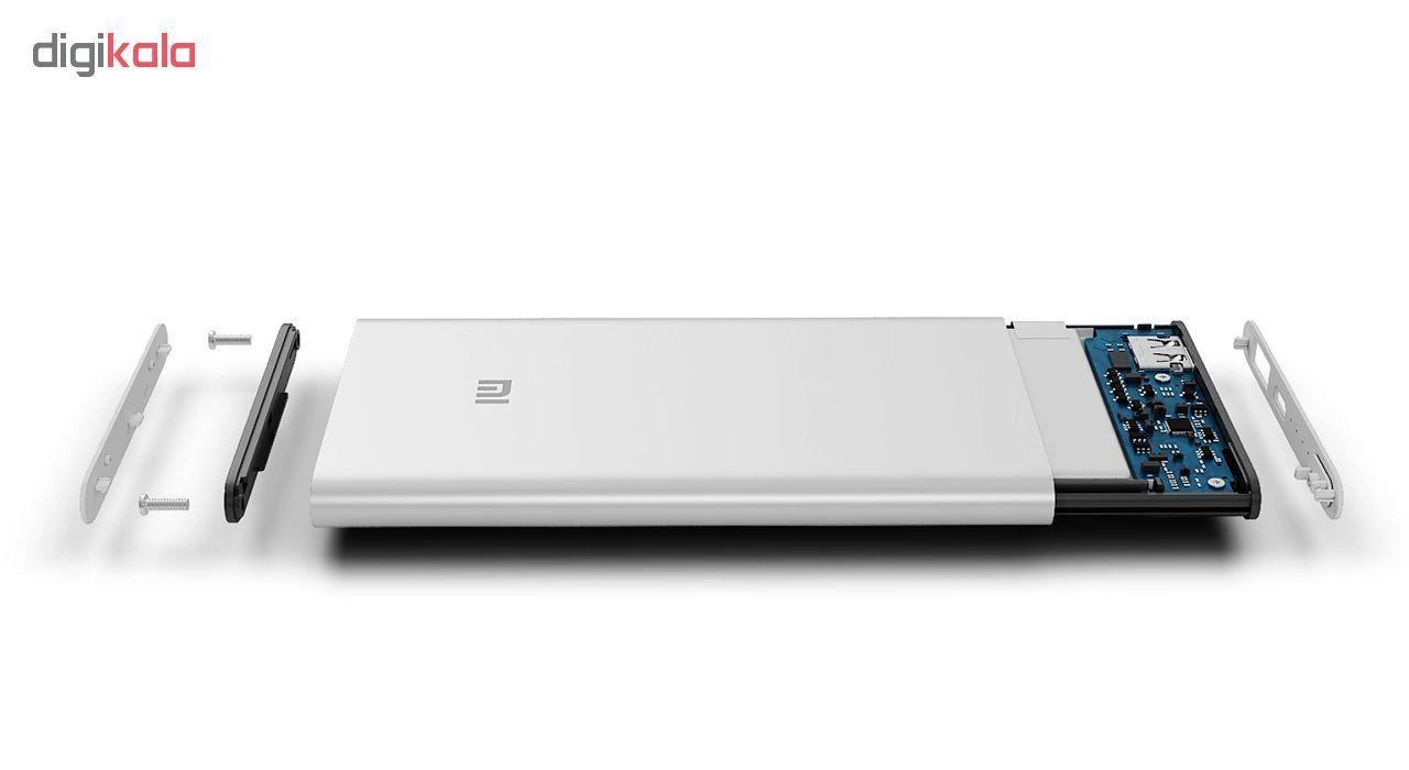 شارژر همراه شیاومی مدل Mi Power Bank 2 با ظرفیت 5000 میلی آمپر ساعت main 1 6