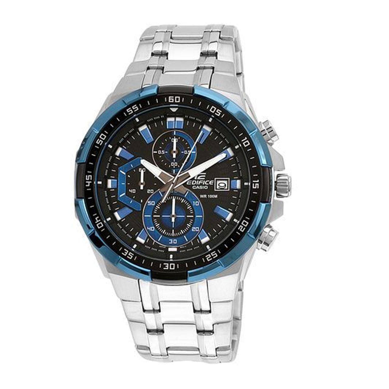 خرید ساعت مچی عقربه ای مردانه کاسیو ادیفایس مدل EFR-539D-1A2VUDF