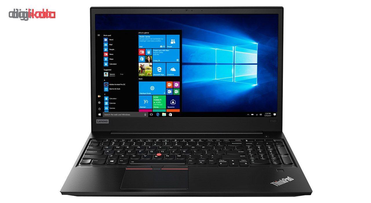 لپ تاپ 15 اینچی لنوو مدل ThinkPad E580 - K