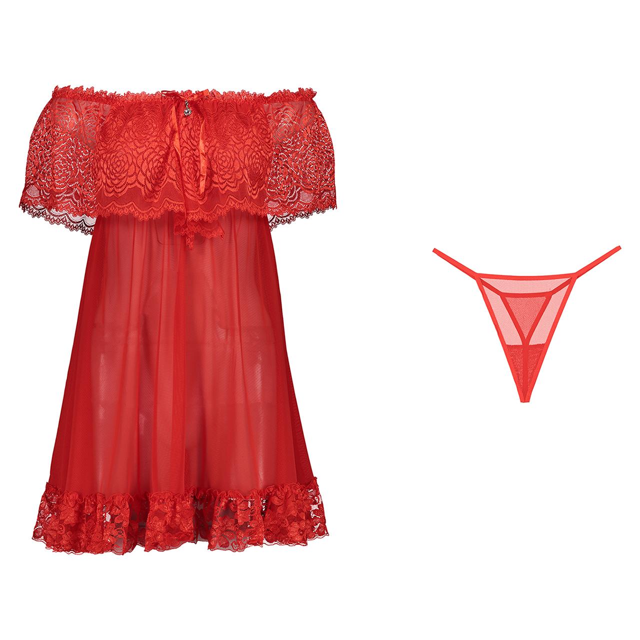 لباس خواب زنانه مدل 1238 R