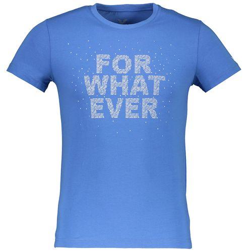 تی شرت مردانه بیلسی مدل TB18MR07S3828-1-REDROROYAL