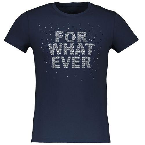 تی شرت مردانه بیلسی مدل TB18MR07S3828-1-NAVY