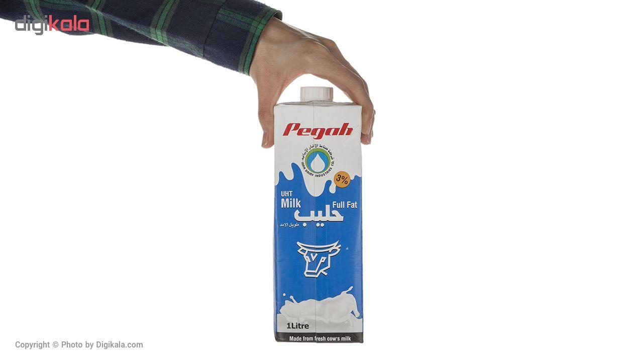 شیر پرچرب فرادما پگاه مقدار 1 لیتر main 1 3