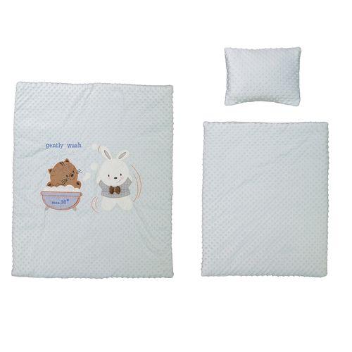 سرویس خواب 3 تکه نوزاد مدل Gently Wash