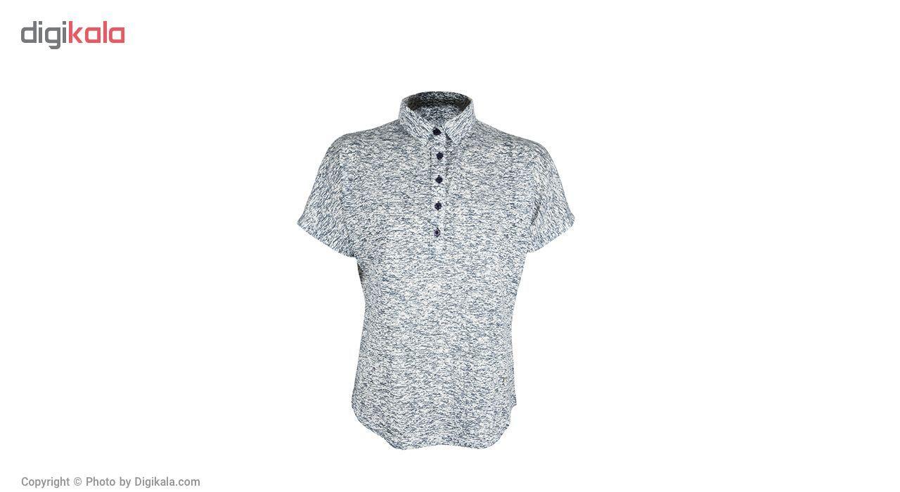 پولوشرت زنانه گارودی مدل 1003103016-57  Garoudi 1003103016-09 Polo-Shirt For Women