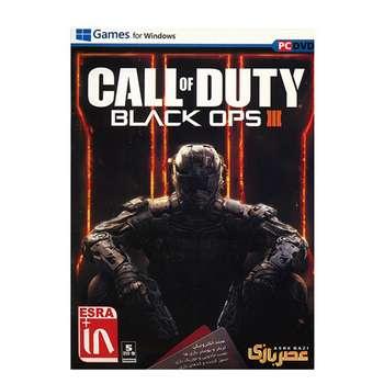 بازی کامپیوتری Call of Duty Black Ops