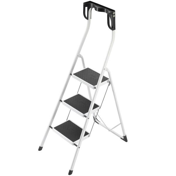 نردبان سه پله هایلو مدل Safety Plus