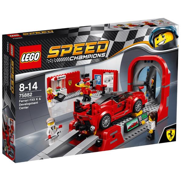 لگو سری Speed مدل Ferrari FXX K Development Center 75882
