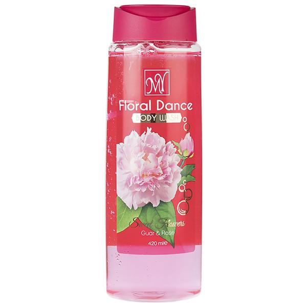 شامپو بدن مای مدل Floral Dance حجم 420 میلی لیتر