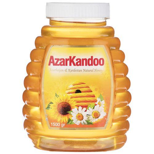 عسل طبیعی آذرکندو مقدار 1500 گرم