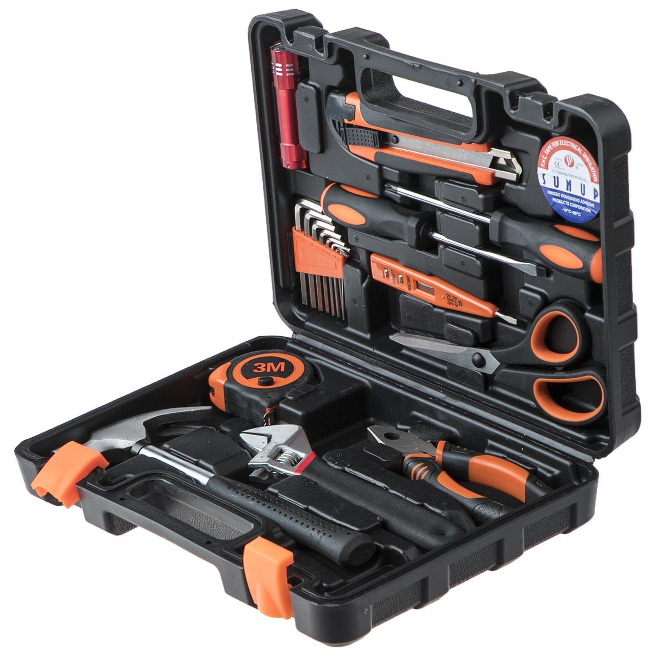مجموعه 19 عددی ابزار مدل BS19