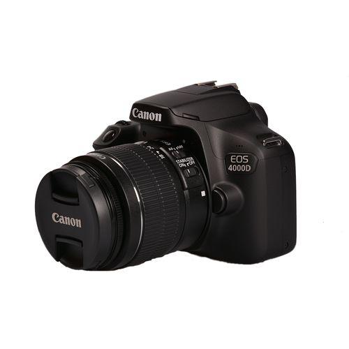 دوربین دیجیتال کانن مدل EOS 4000D به همراه لنز 18-55 میلی متر IS II