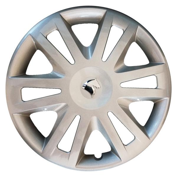 قالپاق چرخ تی پی ای مدل TPA-َDN01 سایز 15 اینچ مناسب برای دنا