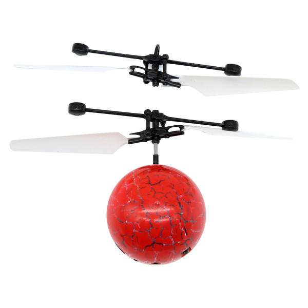 مینی هلی کوپتر شارژی مدل توپ پروازی