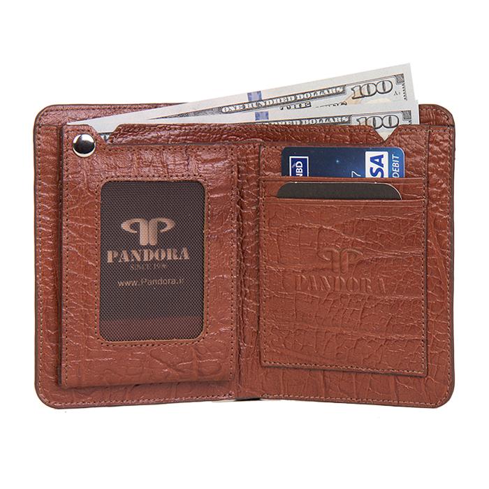کیف پول مردانه پاندورا مدل B6014 -  - 12