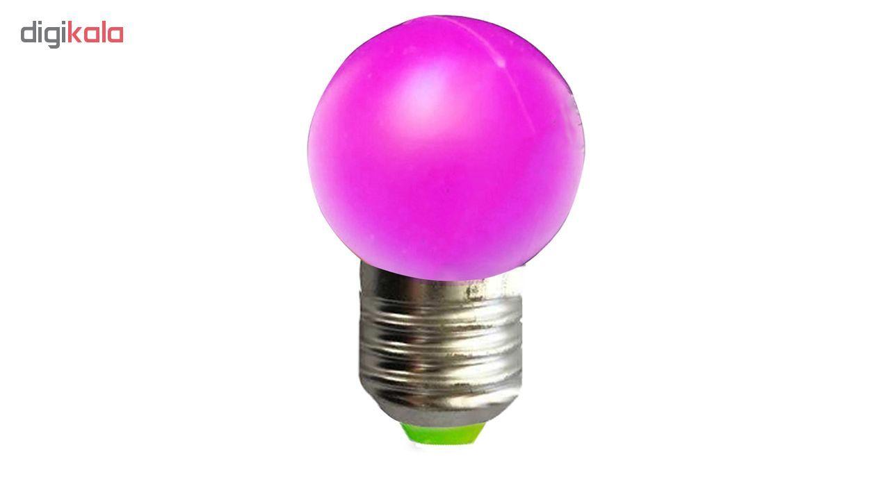 لامپ ال ای دی 0.5 وات کد شب خواب پایه E27  main 1 6