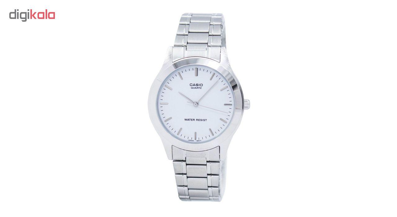 خرید ساعت مچی عقربه ای مردانه کاسیو مدل MTP-1128A-7ARDF